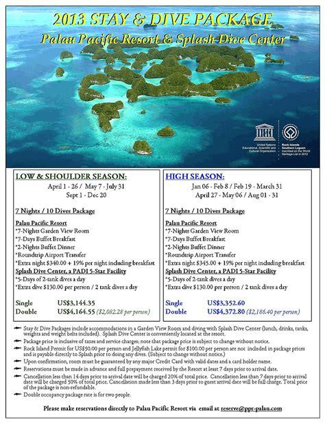 palau dive packages ppr dive package splash palau dive center