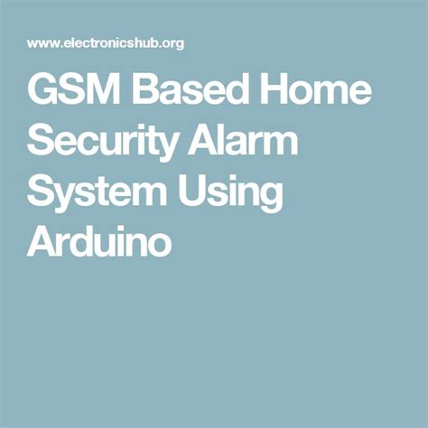 best 20 security alarm ideas on nd degree