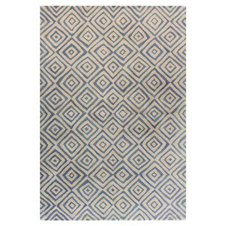 rugs home decor rugs home decor maricopa rug in ivory and blue at joss