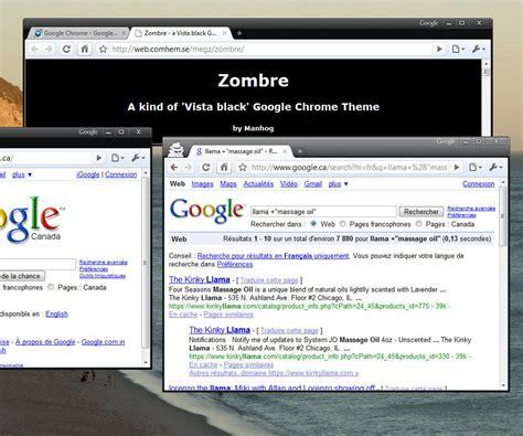 themes for google page google chrome theme zombre by manhog on deviantart