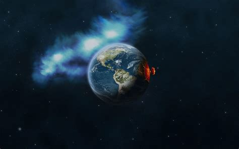 earth explosion wallpaper nuke explosion wallpapers wallpaper cave
