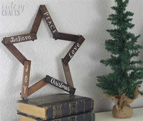 wooden decorations wooden diy decoration cutesy crafts