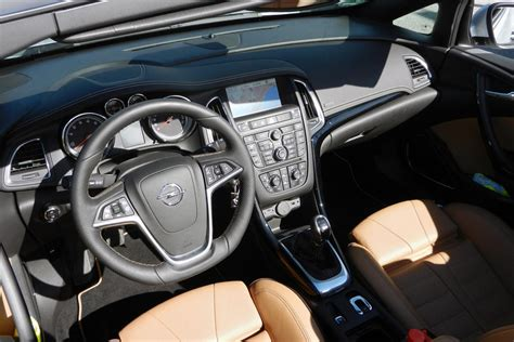 opel cascada interior opel cascada 1 6 sidi turbo auto55 be tests