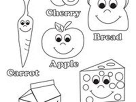 Myplate Coloring Page Coloring Pages Myplate Coloring Page