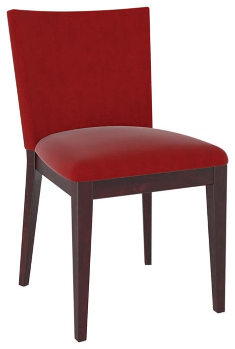 Individual Dining Chairs High Style Individual Product Contemporary Dining Chairs Other Metro By Canadel