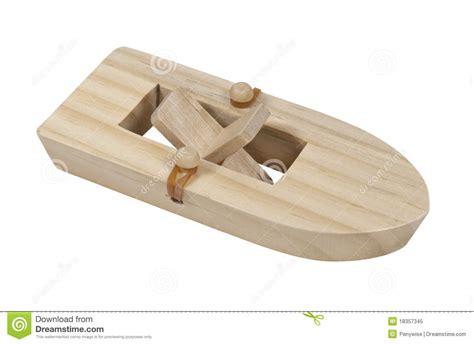 rubber band boat rubberband powered boat stock image image of sport hobby