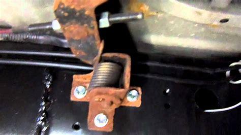 repair anti lock braking 2007 toyota tacoma parking system toyota tacoma fixing parking brake youtube
