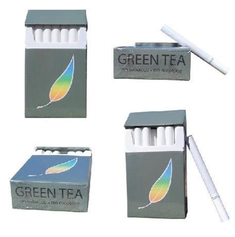 Greens Are To Detox Of Cigarettes by Green Tea Cigarettes An Innovative Way To Quit