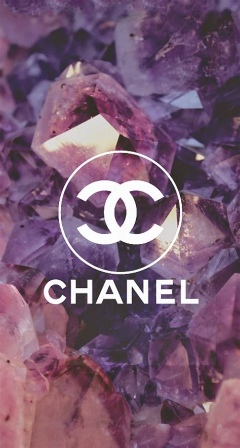wallpaper for iphone chanel coco chanel logo diamonds iphone 6 plus hd wallpaper