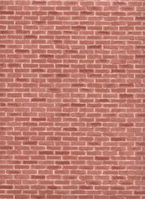 Paper Bricks - brick pattern wallpaper