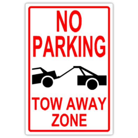 no parking signs template no parking 101 tow away parking sign templates