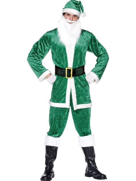 santa green suit 28 images green suited santa with