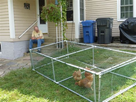 Backyard Chickens Electric Fence Do They Make A Cheap Non Electric Movable Poultry Fencing