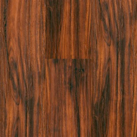Tranquility Resilient Flooring by Tranquility 5mm Summer Island Teak Click Resilient Vinyl