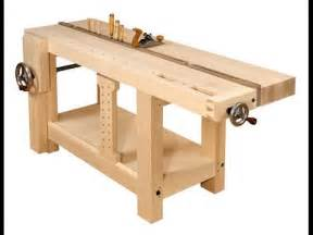 roubo style workbench introduction youtube