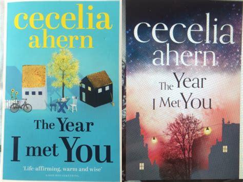 the year i met you by cecelia ahern ineke co uk review cecelia ahern the year i met you