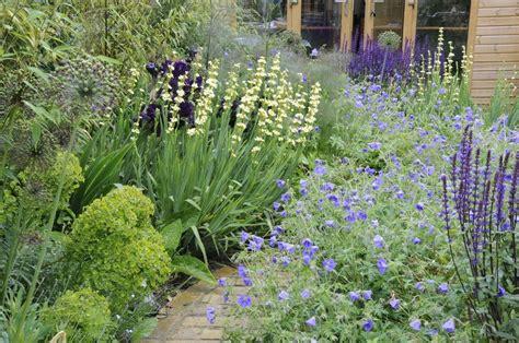 Cottage Garden Planting Scheme by Houzz Pastel Plantings Jms Design Associates Inc