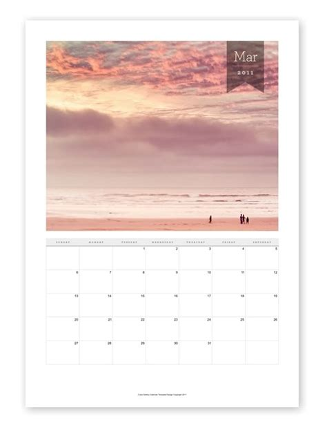 Adobe Calendar Template Lightroom Tutorials Free Indesign Photography Calendar Template Download The Template And Make