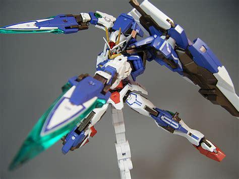 P Bandai Rg Oo Gundam Seven Sword metal build 00 gundam 7sword ガンプラ命