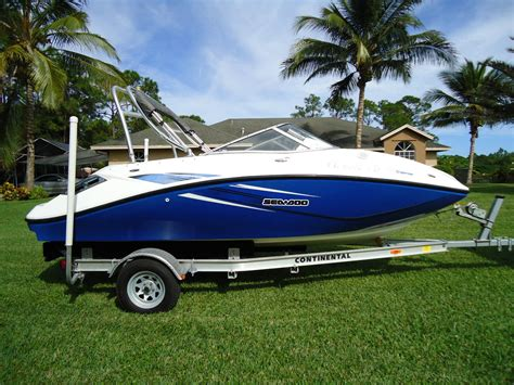 sea doo boats challenger sea doo challenger boat for sale from usa
