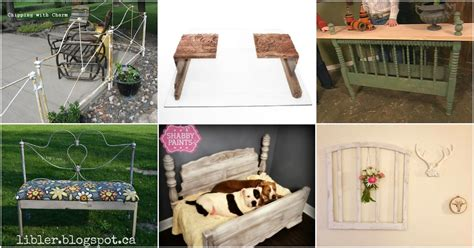 Creative Diy Bed Frames 15 Brilliantly Creative Ways To Upcycle An Bed Frame Diy Crafts
