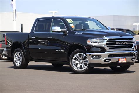 2019 dodge 1500 for sale new 2019 ram all new 1500 laramie longhorn 4d crew cab in