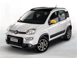 Fiat Pandas Fiat Panda 4x4 2012 2013 2014 2015 2016 2017