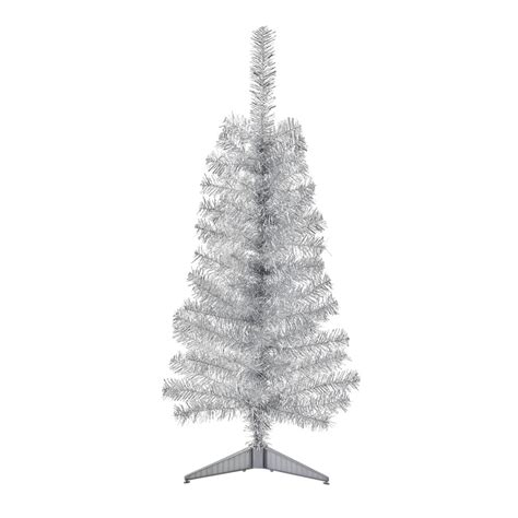 wilko 3ft christmas tree silver at wilko com