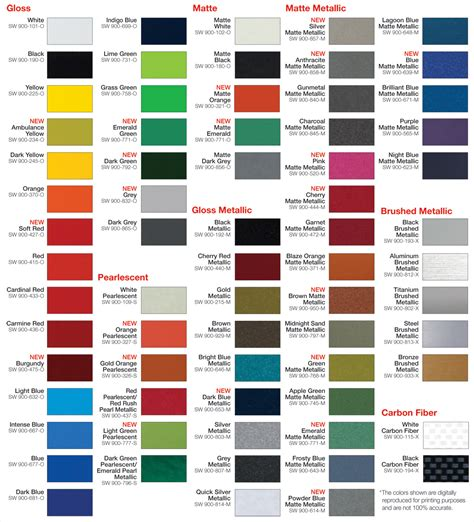 vinyl wrap colors images search