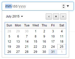 get browser date format javascript formatting date and calculating age in javascript