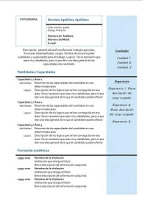 Modèle Cv Franàçais by Resume Format Curriculum Vitae Exemple Gratuit Canada