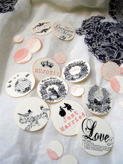 22 best Wedding Table Confetti Ideas images on Pinterest