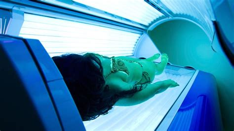 tanning bed skin cancer 1 in 3 americans has used tanning beds upping skin cancer risk everyday health