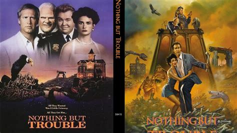 watch online nothing but trouble 1991 full movie official trailer nothing but trouble 1991 movie review an underrated film youtube