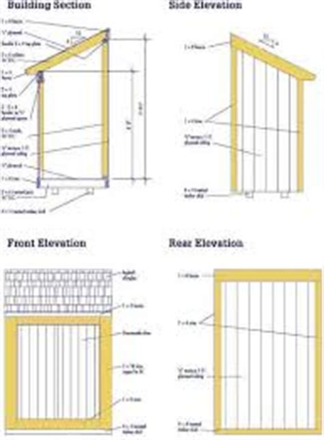 popular loafing shed plans blueprints new design woodworking