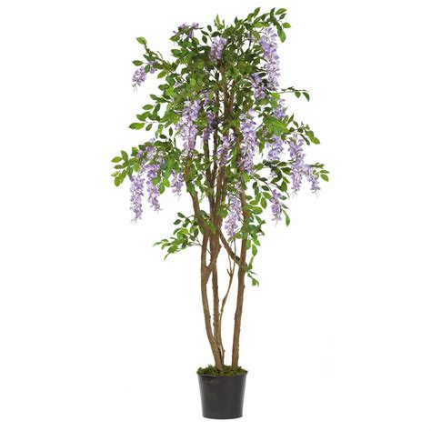 realistic artificial tree new quality 5 realistic artificial silk wisteria tree w