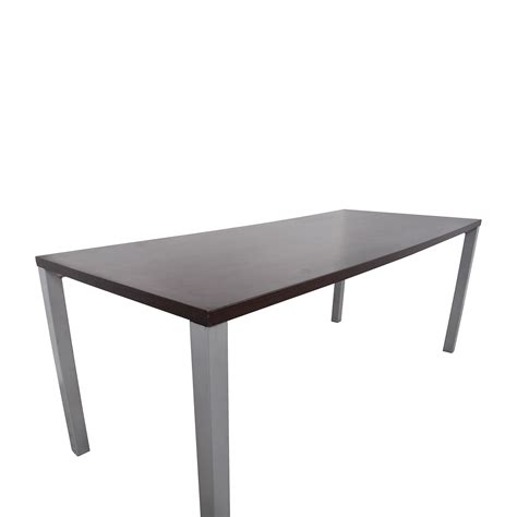 90 Steelcase Steelcase Currency Martin Desk Tables