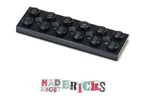 Lego Part Ac23 14pcs new lego 32001 2x6 plate with holes 3200126 ebay
