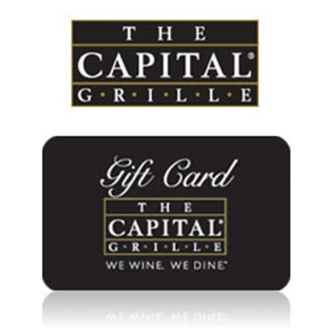 Capital Grill Gift Card - buy the capital grille gift cards at giftcertificates com