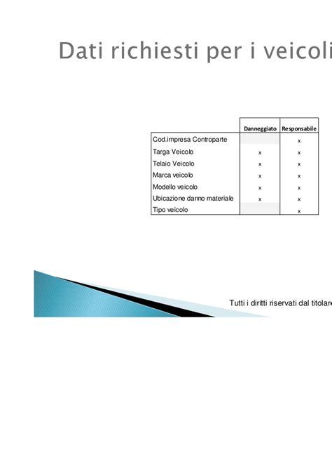 dati sinistri dati sinistri indicatori di possibili fenomeni