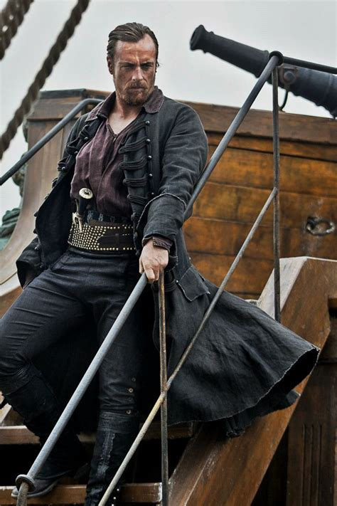 Captain In Black captain flint black sails guys that make me go quot mmmmmm quot captain flint black