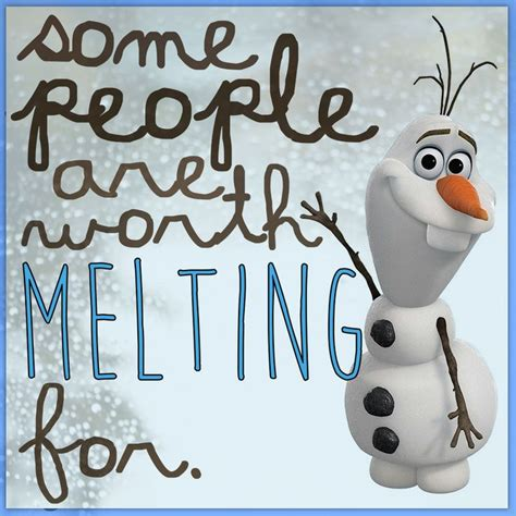 Printable Olaf Quotes | tending the garden a christmas hub for friends disney