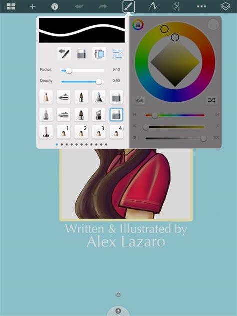 sketchbook pro eyedropper autodesk sketchbook pro best for hatching design ideas