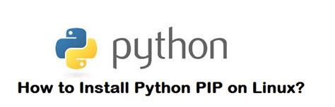 how to install pip ubuntu how to install python pip on centos debian ubuntu