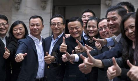 alibaba employees magic jack ma and the six values that have built alibaba