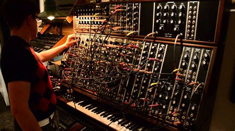 synth music the history development of the moog synthesizer music