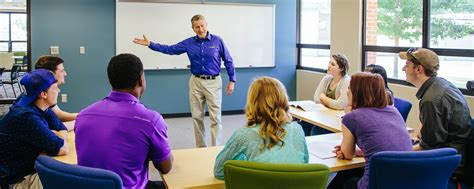 business administration degree point university