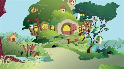 Fluttershy Cottage fluttershy s cottage by vladimirwiktor on deviantart