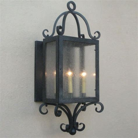 garage copper sconces  haven rustic wall sconce