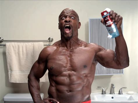 Terry Crews Old Spice Meme - terry crews is also an unbelievably talented artist